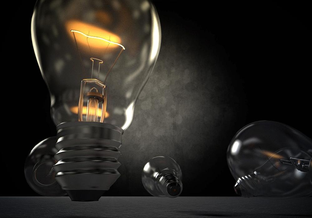 Die BEV ist pleite, doch das Licht bleibt an. Symbolbild: pixabay