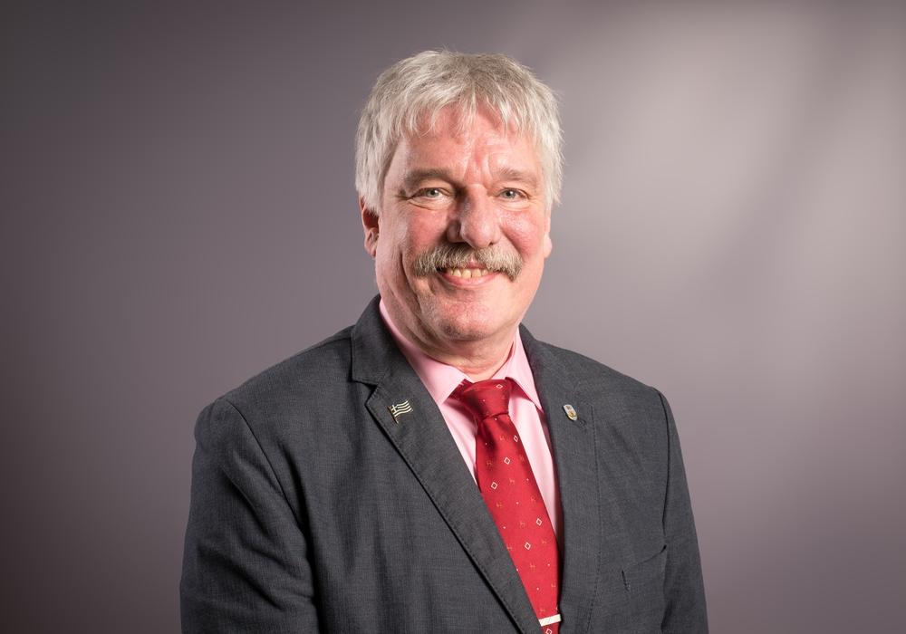 Ralf Mühlisch. Foto: SPD Wolfsburg