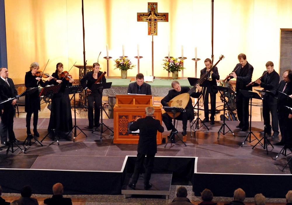 Am 29. Januar findet das Johann Rosenmüller-Konzert in der Trinitatiskirche statt. Foto: Veranstalter