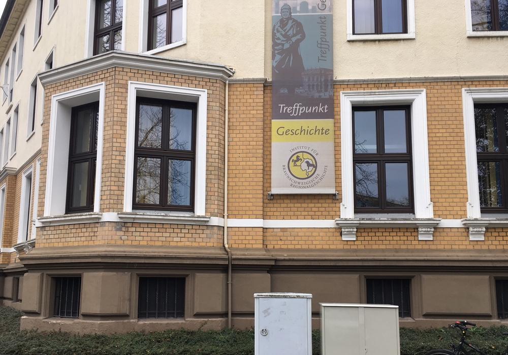 Das Institut für Braunschweigische Regionalgeschichte. Foto: Archiv/Alexander Dontscheff