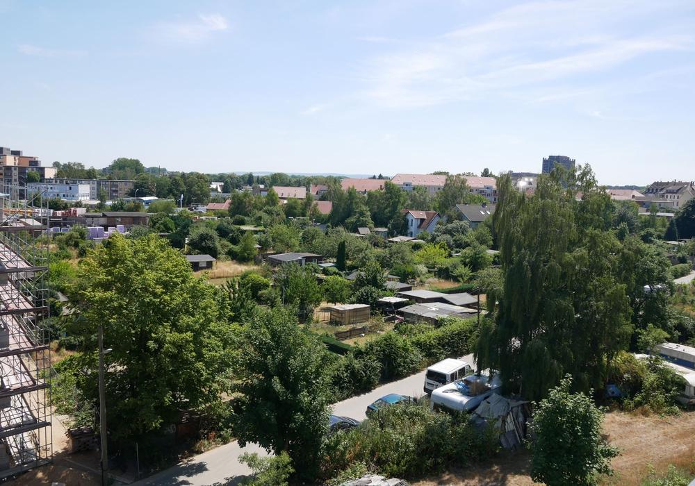 Wohnen im Grünen oder im Stadtgebiet ist für einige Menschen unerschwinglich geworden. Symbolfoto: Alexander Panknin