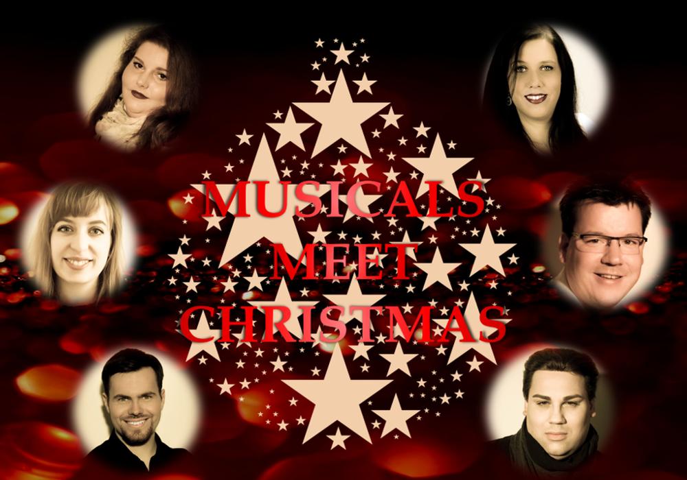 """""""Musicals meet Christmas"""" heißt ein Konzert, dass am 16. Dezember in der Johannis-Kirche stattfindet. Foto: Veranstalter"""