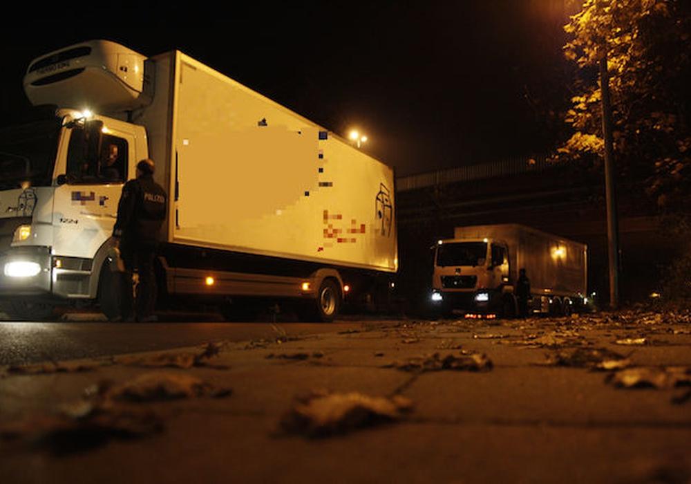 Treibstoff aus Lastkraftwagen entwendet. Symbolbild: Werner Heise