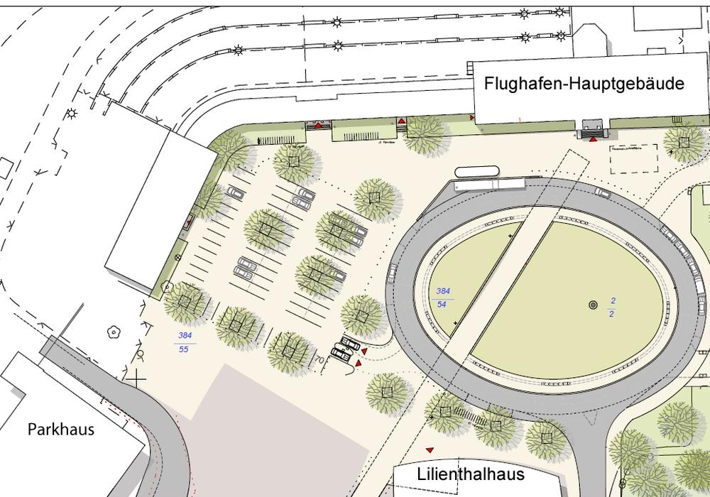 So soll der Lilienthalplatz umgestaltet werden.