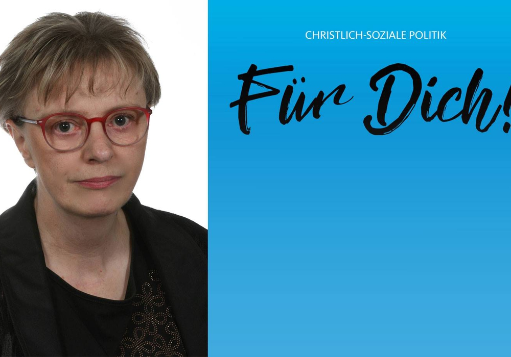 Stefani Steckhan, Kreisvorsitzende der CDA in Salzgitter, äußert sich. Quelle: CDA-Kreisverband Salzgitter