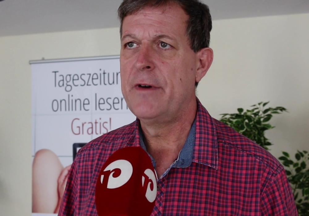 Torsten Koch aus Altenau, Foto: Werner Heise