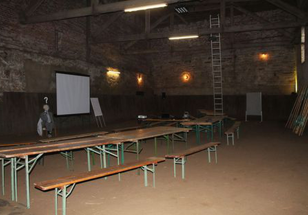 Hier findet das Treffen statt: Im Reitstall von Kramer gut. Foto: Stadt Helmstedt