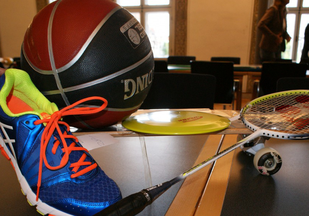 Die CDU bringt einen Antrag in den Kreistag ein, der die Mängel an Sportstätten beseitigen soll. Foto: Anke Donner