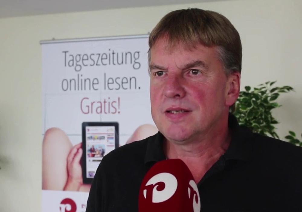 Michael Ohse und die Linke wollen mehr Kita-Plätze in Oker. Foto: Werner Heise