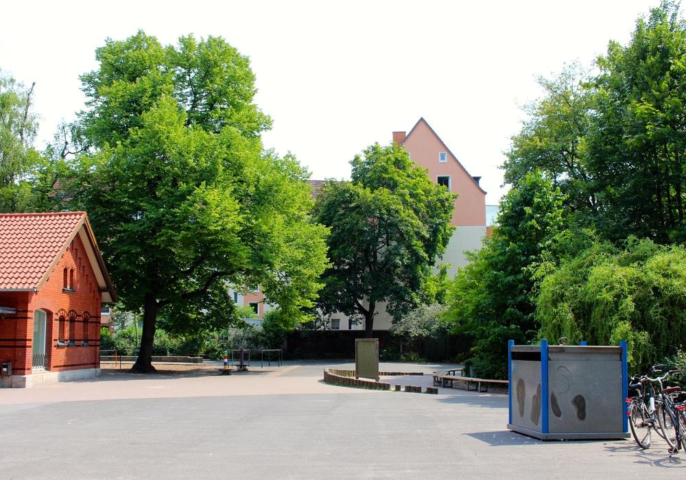 Die Grundschule Heinrichstraße und zwei weitere Grundschulen haben neue Rektorinnen. Foto: Sina Rühland