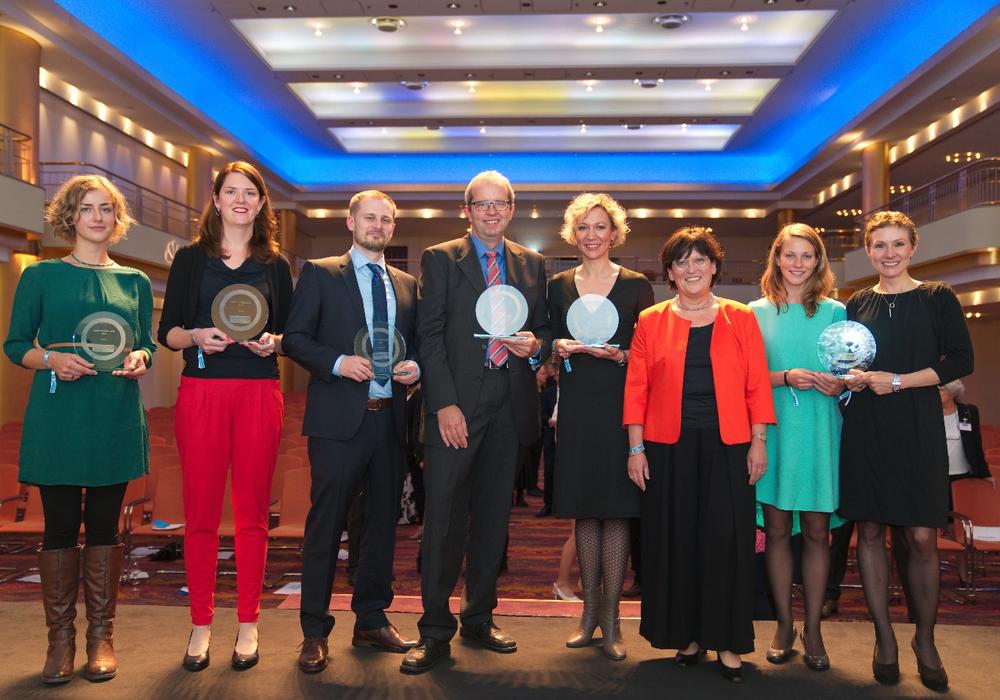 Journalisten-Preis WEISSER RING 2017 Foto: Malte Klauck