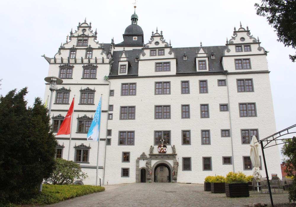 Das Schloss ist ein Schmuckstück der Stadt. Foto: Eva Sorembik