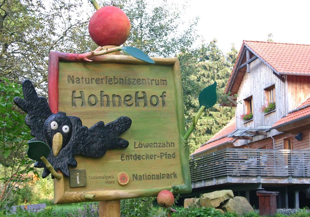 Einige Attraktionen wurden aufgehübscht, jetzt können die Familien an Ostern den HohneHof besuchen. Foto: Freddy Müller/ Nationalpark Harz