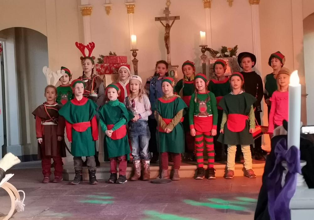 Silvester schon vor Weihnachten feiern? Geht das? In der Liebfrauenkirche schon. Foto: Ev.-luth. Kirchenkreis Peine