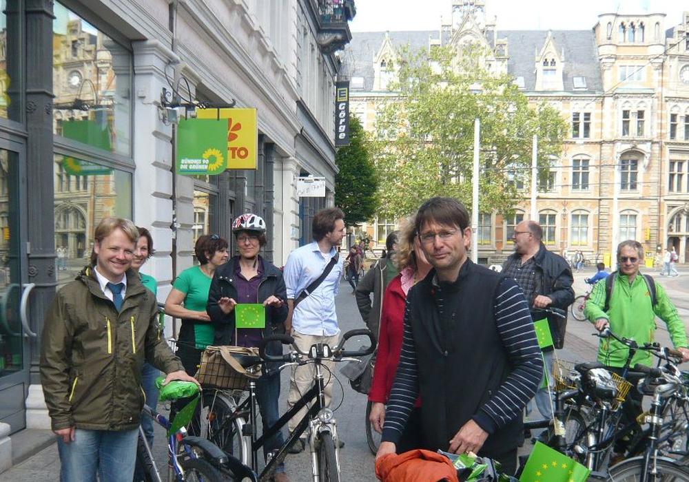Kreisverband Bündnis 90/Die Grünen lädt zur grünen Radtour ein. Foto: