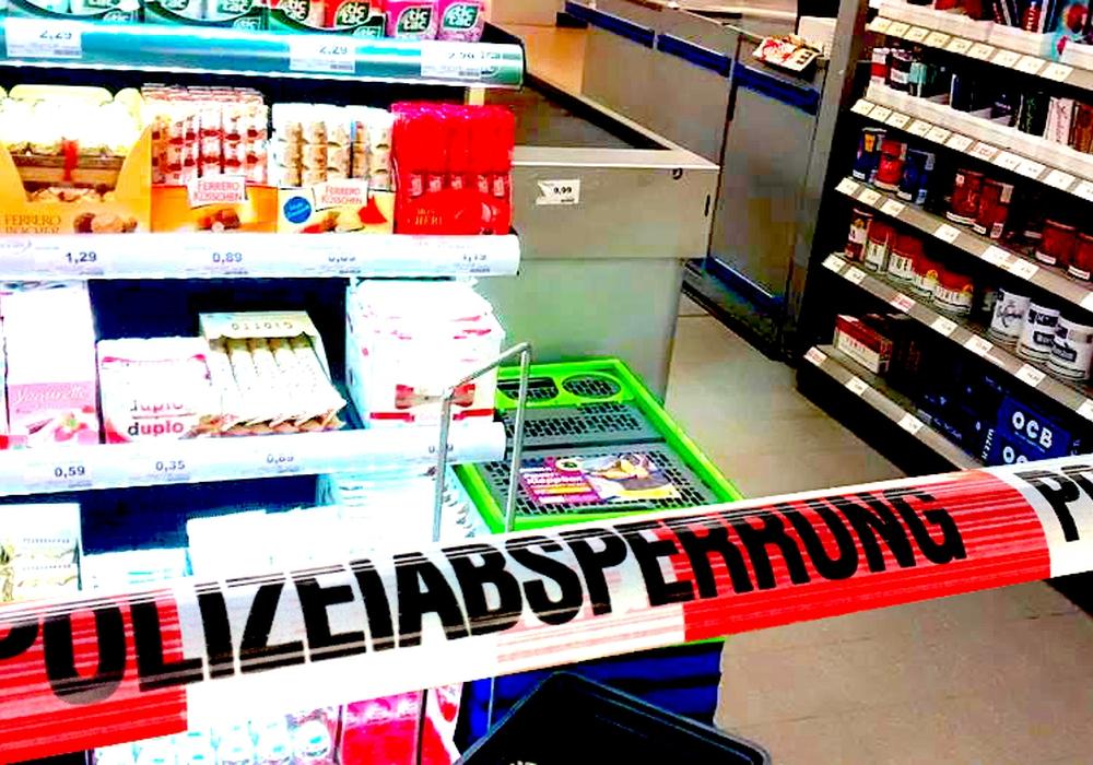 Die Filiale wurde nach der Attacke geschlossen. Symbolfoto: Nick Wenkel/Archiv