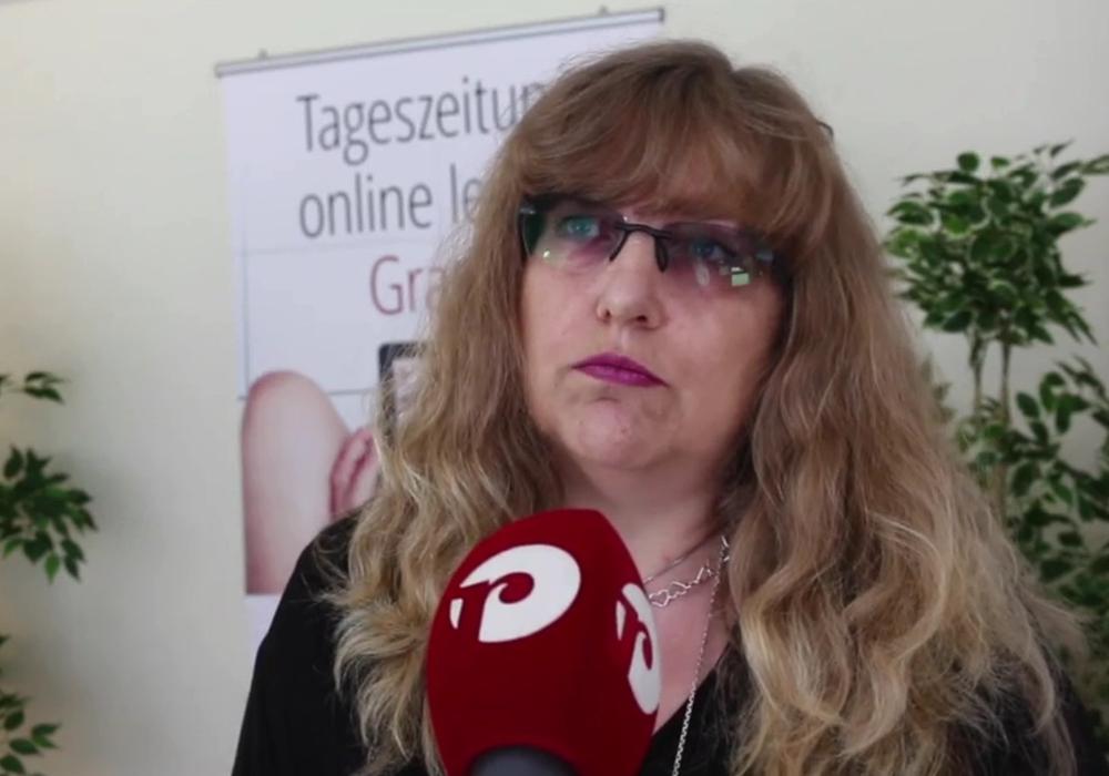 Ina Menge und die AfG waren nach dem Facebook-Desaster massiv unter Druck geraten. Foto: Werner Heise