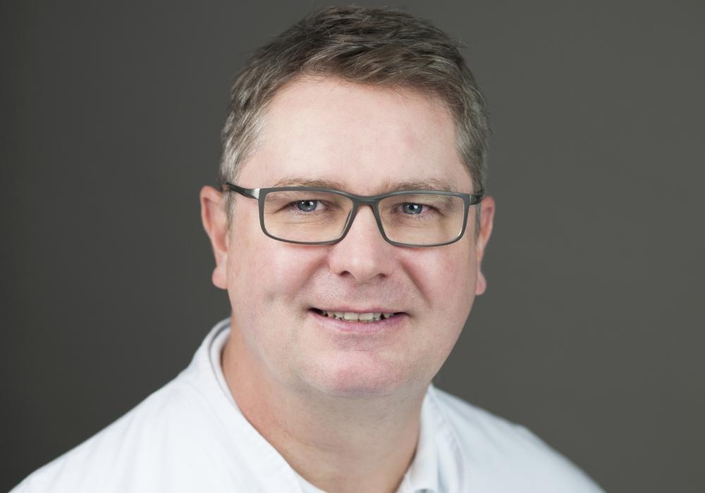 Matthias Buhles, Chefarzt der Klinik für Gynäkologie und Geburtshilfe des Städtischen Klinikums Wolfenbüttel. Foto: Städtisches Klinikum