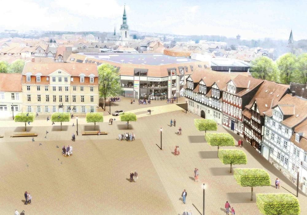 Bezüglich der geplanten Umgestaltung des Schlossplatzes erreichte unsere Redaktion eine Pressemitteilung des FDP-Ratsmitglieds Rudolf Ordon. Foto: Büro Mann Fulda