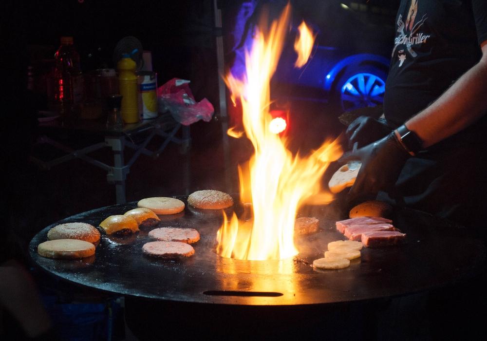 "Am 5. Oktober ab 16 Uhr heißt es zum dritten Mal ""Grill & Musik im Kurpark"". Fotos: Dustin Clusmann"