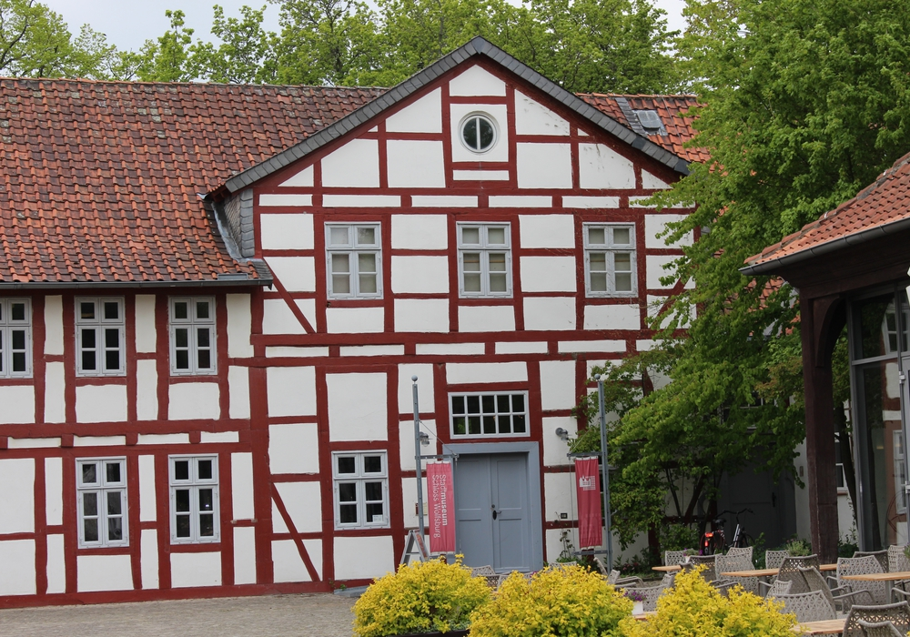 Stadtmuseum Schloss Wolfsburg. Foto: Eva Sorembik