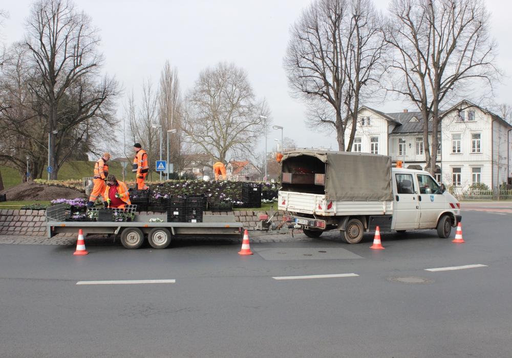Die Städtischen Betriebe  sollen ab 1. Januar 2020 aufgelöst und in das Tiefbauamt integriert werden. Foto: Anke Donner
