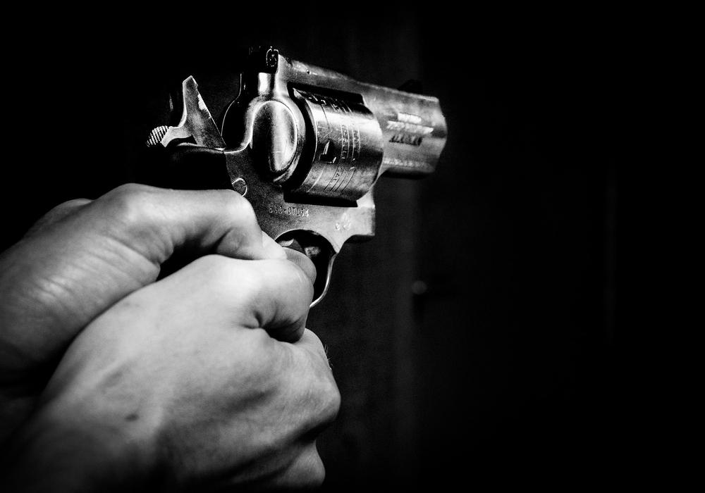 Die Täter waren bewaffnet. Symbolfoto:  pixabay