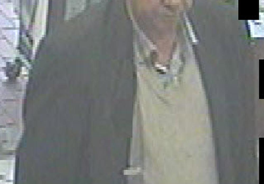 Die Polizei sucht nach diesem Mann. Foto: Polizei Salzgitter