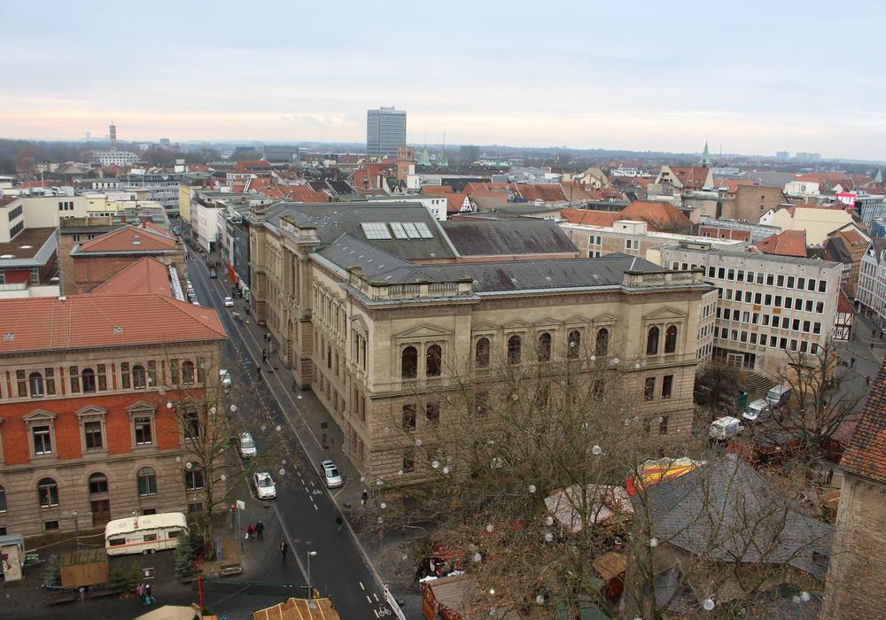 Der mutmaßliche Mörder der 2007 verschwundenen Maddie McCann war am heutigen Montag für eine Anhörung in Braunschweig.