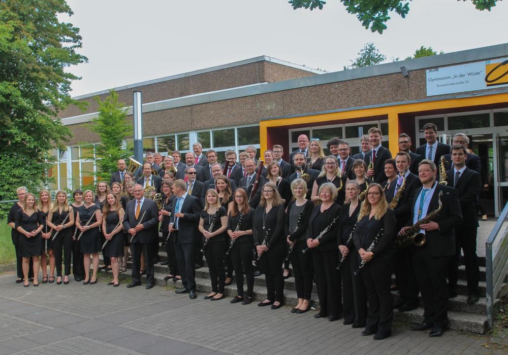 Das Stadtorchester Peine in Osnabrück. Foto: Stadtorchester Peine