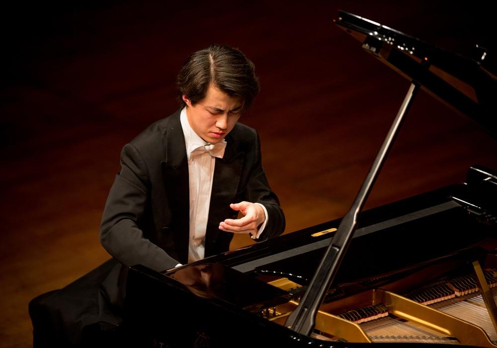Von Haiou Zhang einfühlsam gespielte Klaviermusik. Foto: Privat
