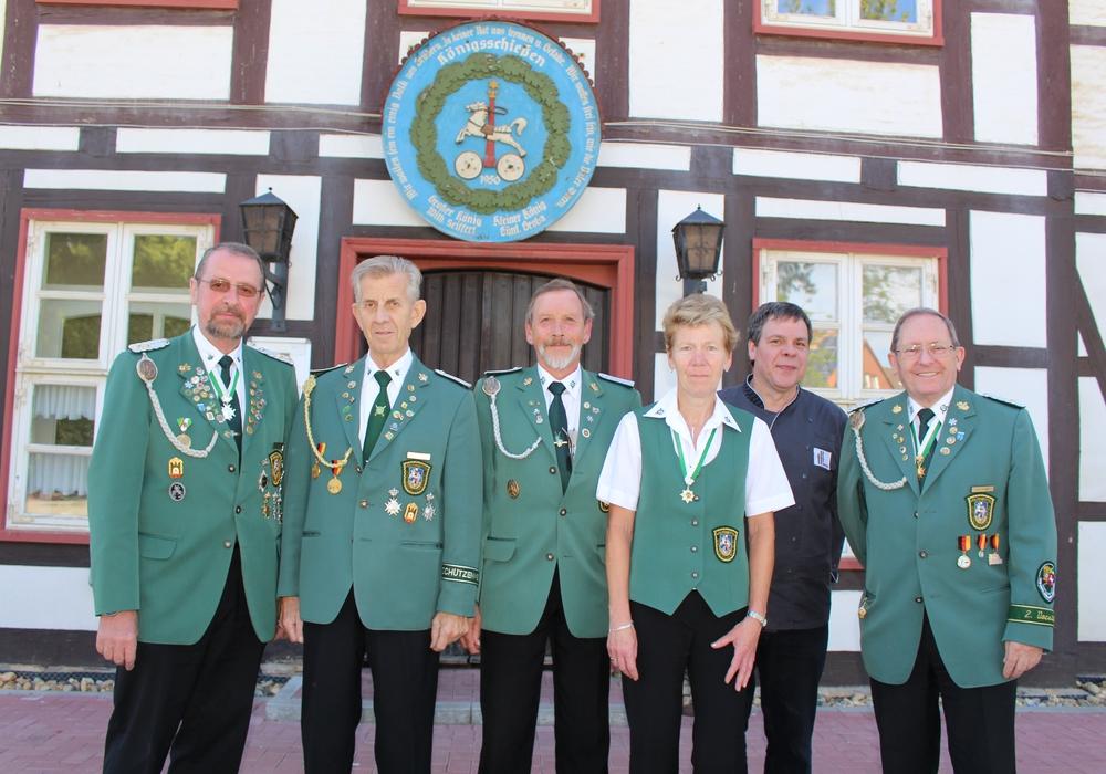 Die Wolfenbütteler Schützen starten am 7. Januar in ihre Saison. Foto: Archiv/Jan Borner