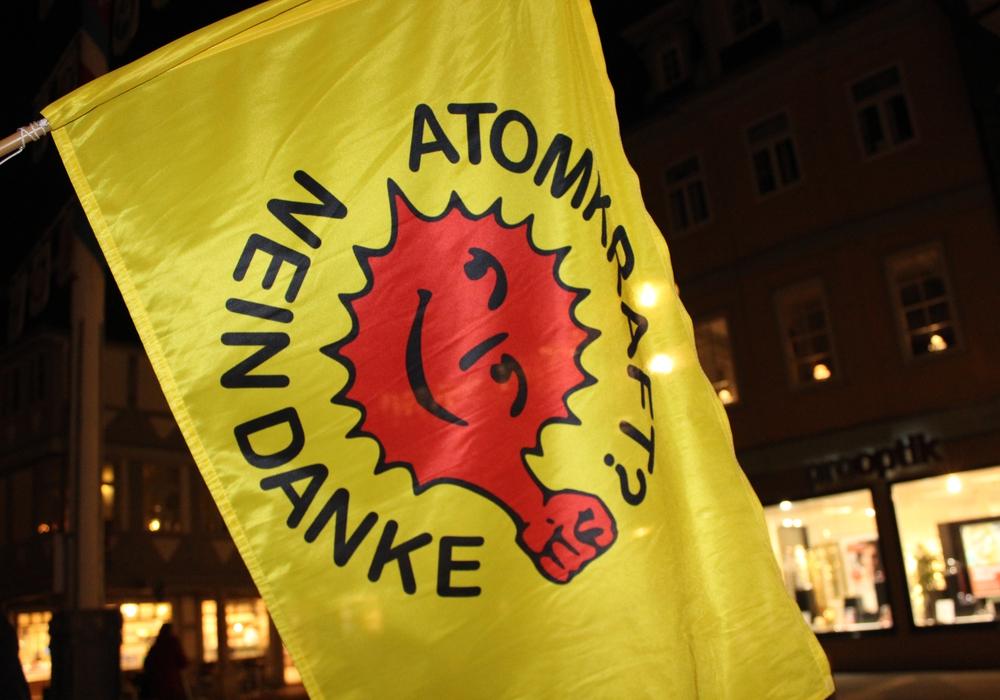 Begleitet von Protest wird morgen die Bundesumweltministerin in Salzgittter erwartet. Symbolbild Foto: Anke Donner