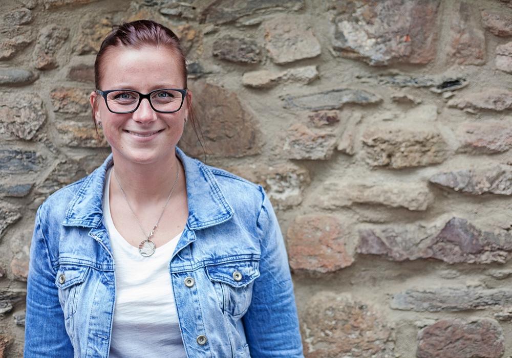 Am 1. Juni nahm Sanja Schlicht ihre Arbeit bei der Goslarer Stadtjugendpflege auf.  Foto: Alec Pein
