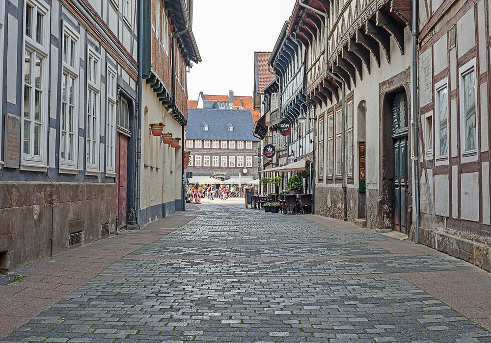 Die Stadt Goslar teilt mit, dass es eine Überprüfung des Denkmalbestands in der Altstadt geben soll. Gebäudeeigentümer werden im Zudem dessen  informiert und um Unterstützung gebeten. Foto: Alec Pein