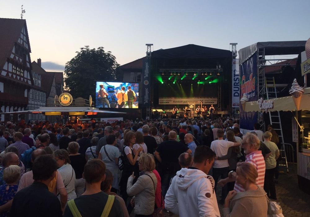 Die Party hat begonnen! Fotos: regionalHeute.de
