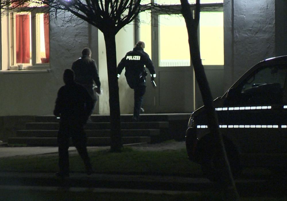 LAB, Polizeieinsatz, Foto: aktuell24 (BM)