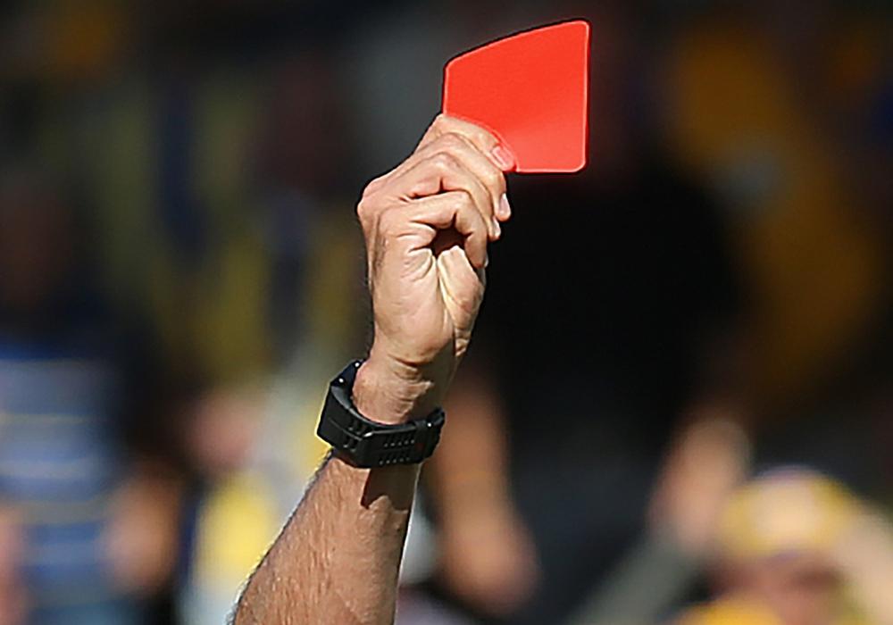 Rote Karte für die Blaue Plakette. Foto: Agentur Hübner