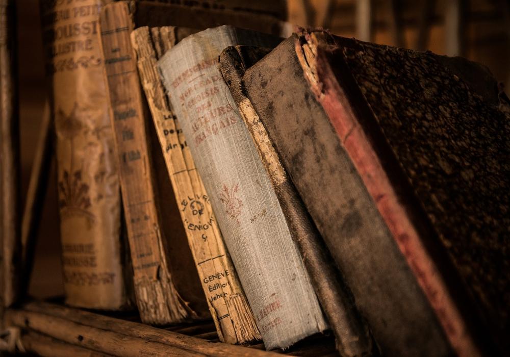 Marianne Döring als aus ihrem Buch. Symbolfoto: Pixabay