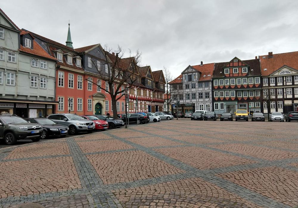Die Diskussion um das Parken am Stadtmarkt wird auch weiterhin bleiben.