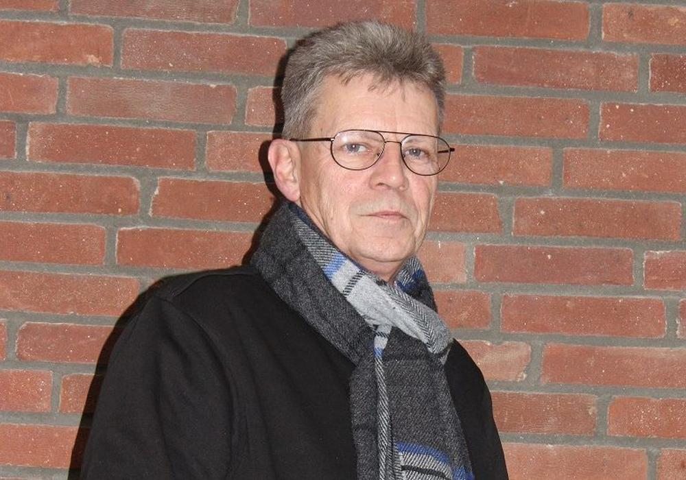 Uwe Gaube wird heute verabschiedet. Foto: Stadt Peine