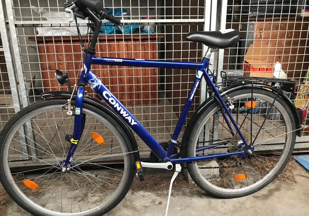 Wem gehört das Fahrrad? Foto: Polizei Goslar