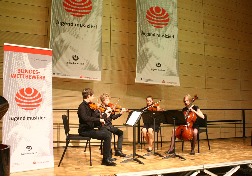 """Rund 600 Teilnehmer werden bei """"Jugend musiziert"""" in Wolfenbüttel erwartet. Archivfoto: Anke Donner"""