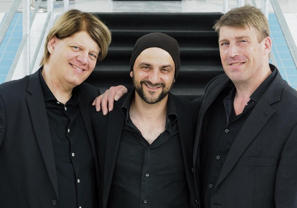 Die Band Tremozioni. Foto: Stadt Wolfsburg