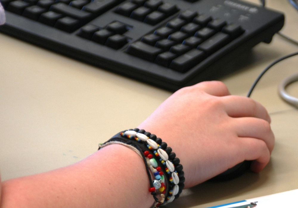 Computer-Workshop speziell für Mädchen, Foto: Privat.