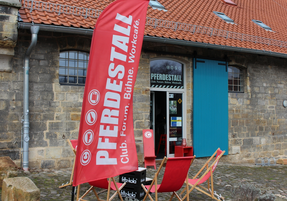 Im Pferdestall Helmstedt findet die Buchvorstellung statt. Foto: Christoph Böttcher