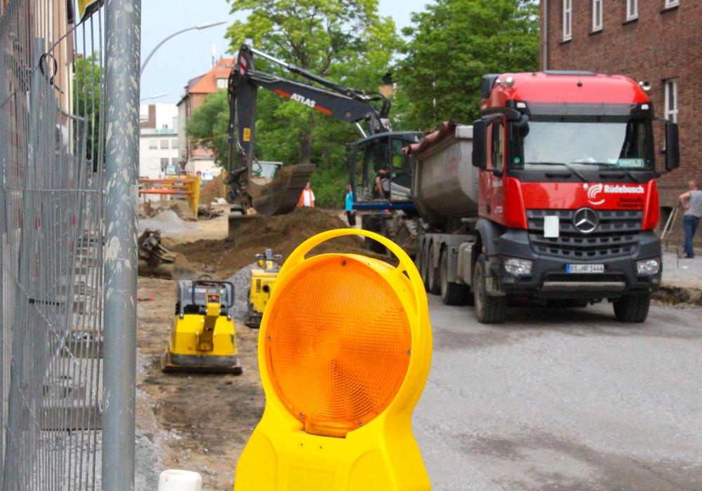Die Sanierungsarbeiten im Werkstattbereich der Berufsbildenden Schulen Goslar-Baßgeige wurden wegen asbesthaltigen Baustoffen gestoppt. Symbolfoto: Robert Braumann