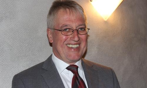 Der Wendesser Ortsbürgermeister Klaus-Martin Jungkurth.