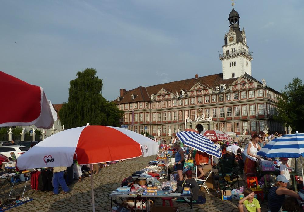 Kinder- und Jugendflohmarkt 2013. Foto: Privat
