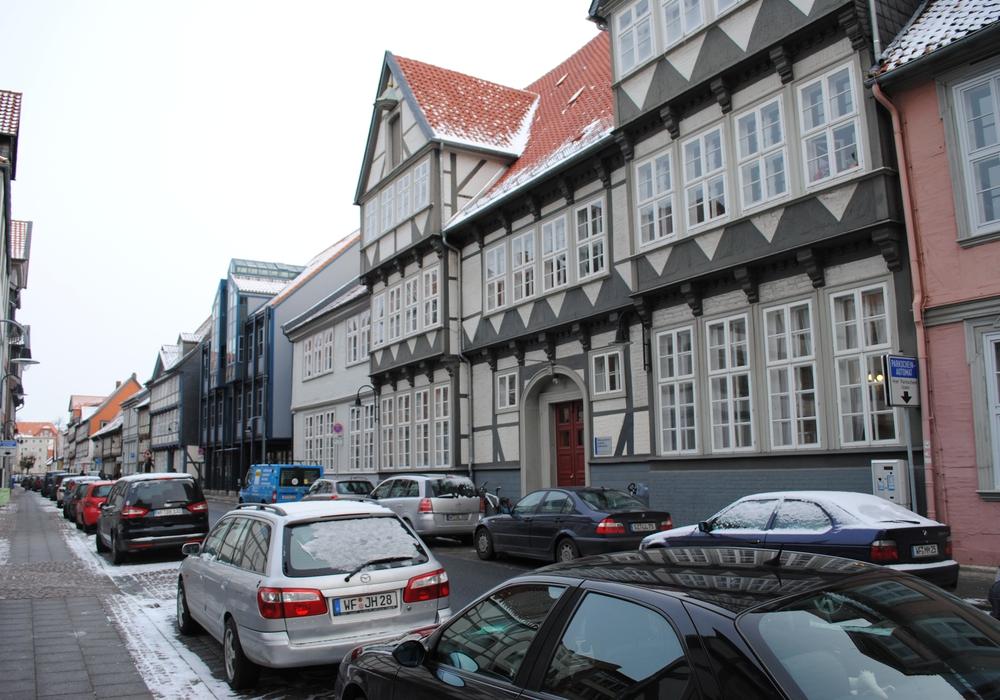 Das BIZ in der Harzstraße. Foto: Archiv/Marc Angerstein